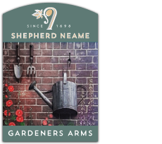 Gardeners Arms Swingsign